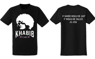 Exklusiv Khabib tisha