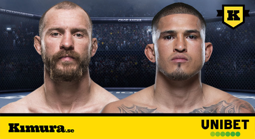 Donald Cerrone vs Anthony Pettis UFC