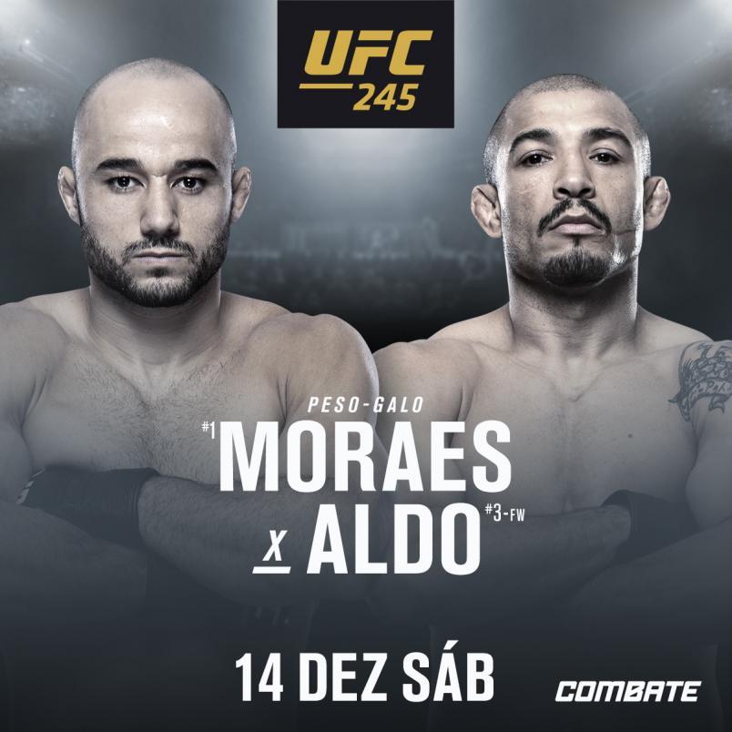 Jose Aldo Marlon Moraes