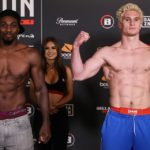 Karl Albrektsson Phil Davis Bellator
