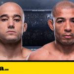 UFC 245 Jose Aldo vs Marlon Moraes