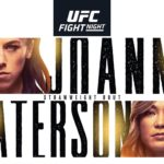 UFC Florida Matchkort