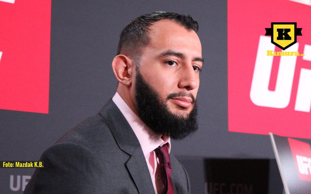 Dominick Reyes presskonferens