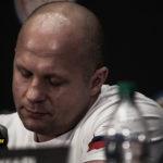 Fedor Emelianenko presskonferens