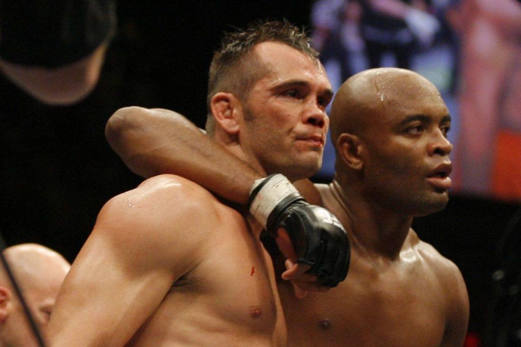 Rich Franklin vs Anderson Silva