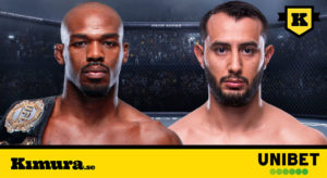 UFC 247 Jon Jones vs Dominick Reyes