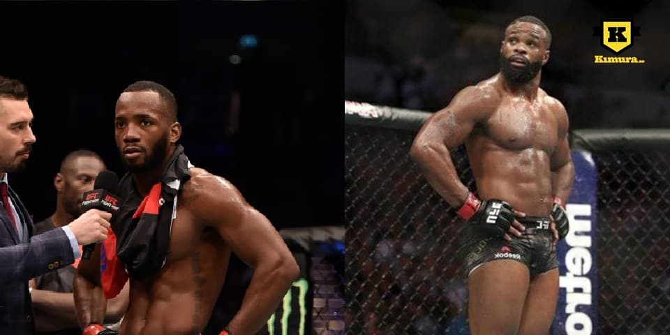 Leon Edwards, Tyron Woodley