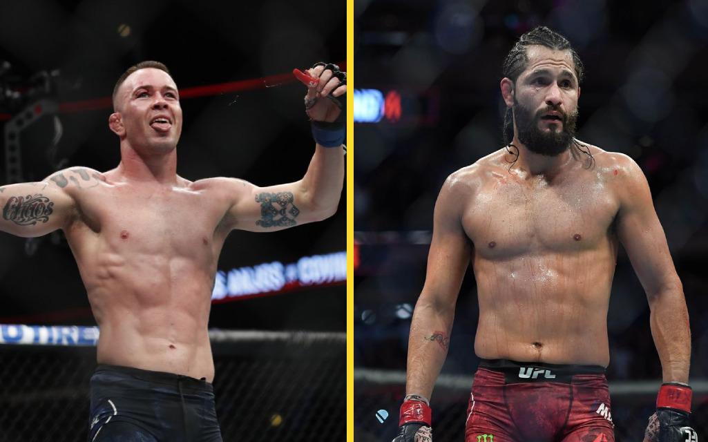 Colby Covington vs Jorge Masvidal