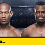 UFC 249 Ronaldo Jacare Souza vs Uriah Hall