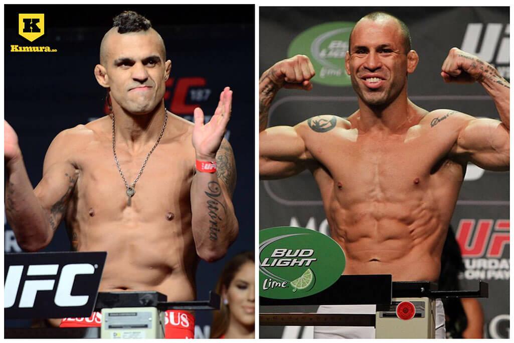 Vitor Belfort vs Wanderlei Silva