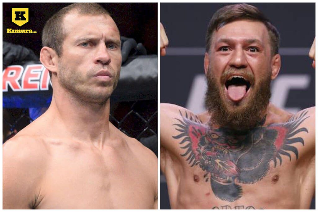 Conor McGregor Donald Cerrone UFC