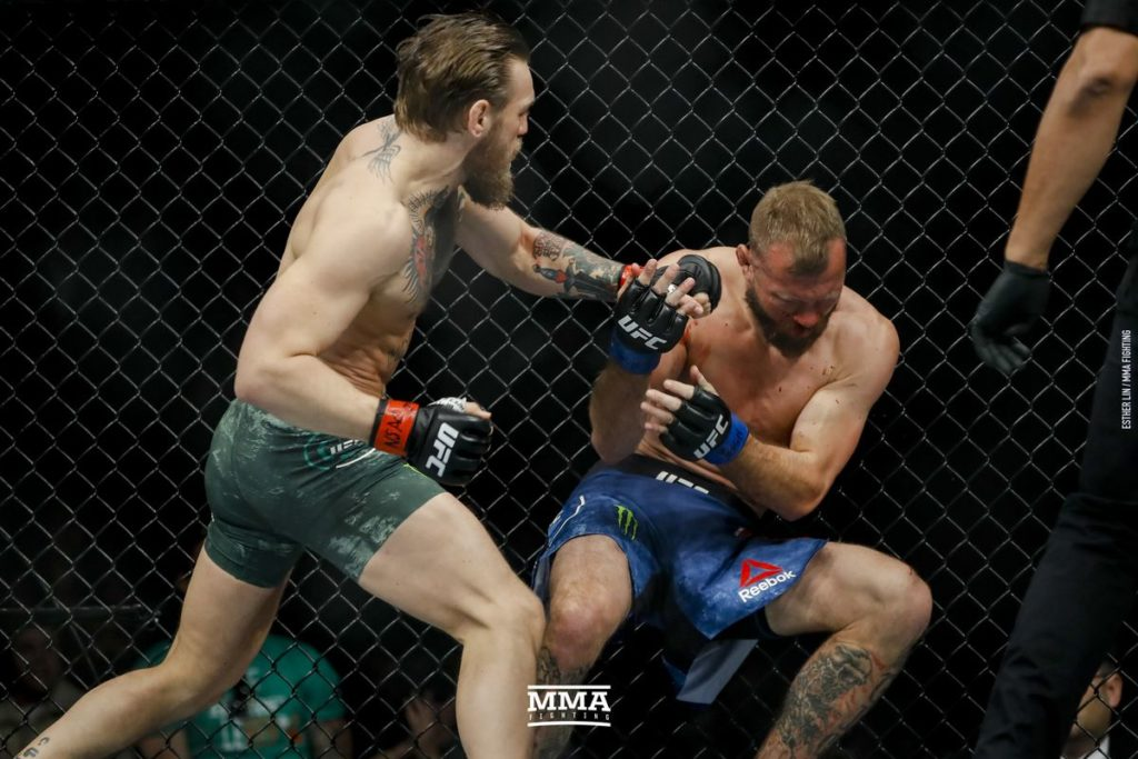 UFC fighters give Reebok gear mixed reviews heading into