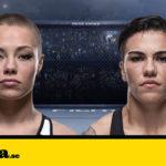 Rose Namajunas vs Jessica Andrade UFC 249