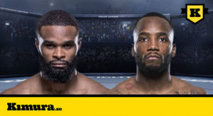 Tyron Woodley vs Leon Edwards