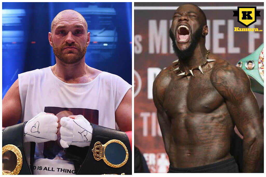 Deontay Wilder Tyson Fury rematch