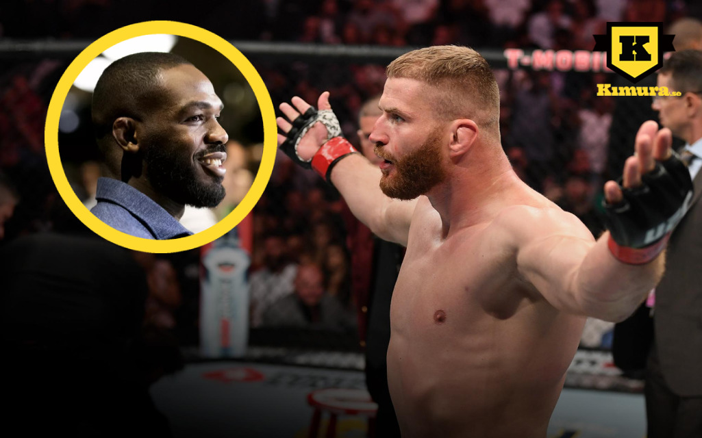 Jan Blachowicz om Jon Jones