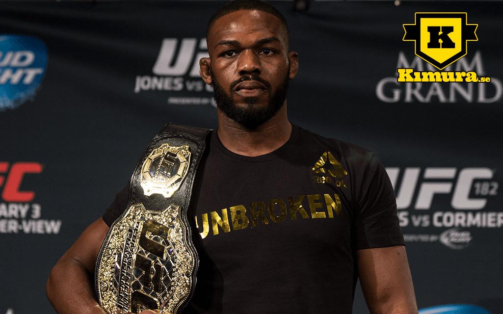 Jon Jones besegrar Dominick Reyes på UFC 247 | Kimura 🥊
