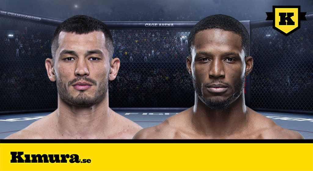 Karl Roberson vs Makhmud Muradov UFC 249