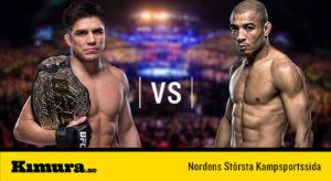 UFC 250 Henry Cejudo vs Jose Aldo