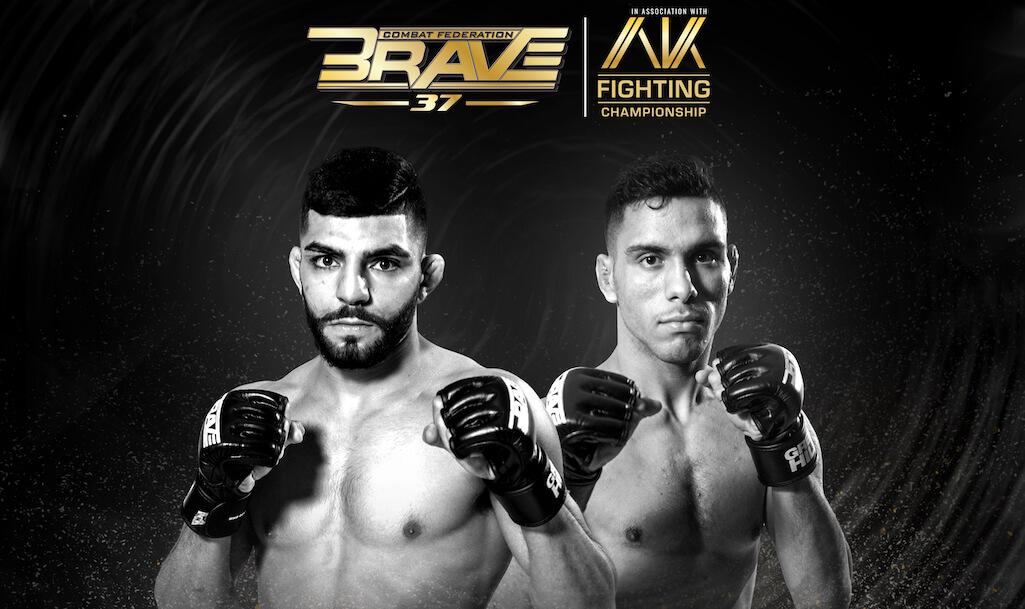 Brave CF AK Fighting Amir Albazi