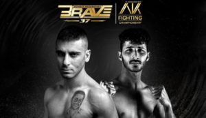 Brave CF AK Fighting Eli Elias Morteza Arabzadeh