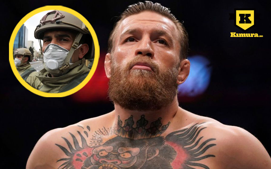 Conor McGregor Corona virus lockdown