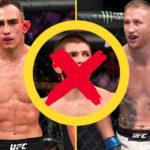 Justin Gaethje vs Tony Ferguson UFC 249