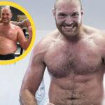 Tyson Fury före och efter