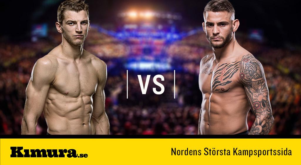 UFC San Diego Dustin Poirier ryktas möta Dan Hooker