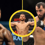 Jon Jones Jan Blachowicz Dominick Reyes