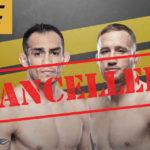 UFC 249 Inställd