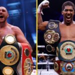 Tyson Fury vs. Anthony Joshua