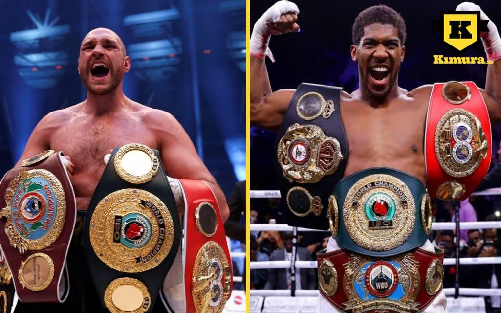 Tyson Fury vs. Anthony Joshua