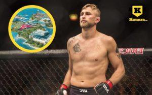 Alexander Gustafsson UFC Fight Island
