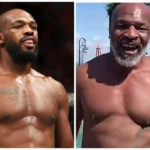 Jon Jones Mike Tyson