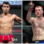 Makwan Amirkhani vs Danny Henry UFC 251