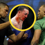 Conor McGregor Max Holloway Nate Diaz