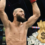 Khamzat Chimaev UFC bonus