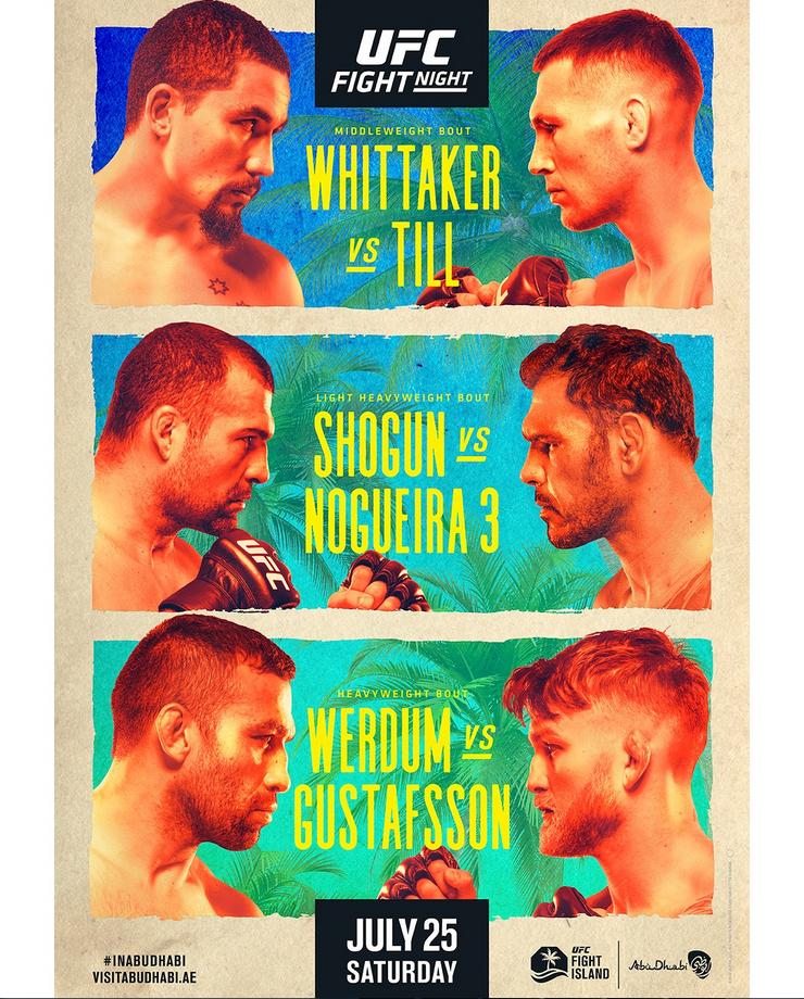 UFC poster Alexander Gustafsson