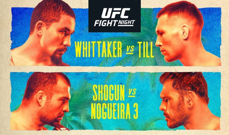 UFC Figth Island 3