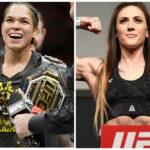 Amanda Nunes vs Megan Anderson