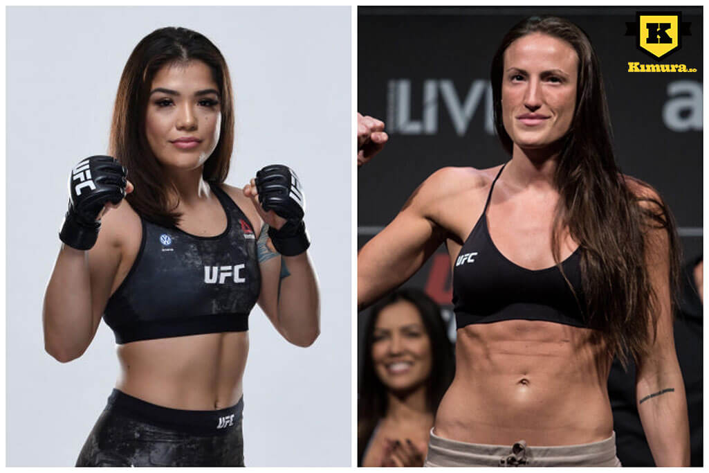 Bea Malecki vs Tracy Cortez UFC