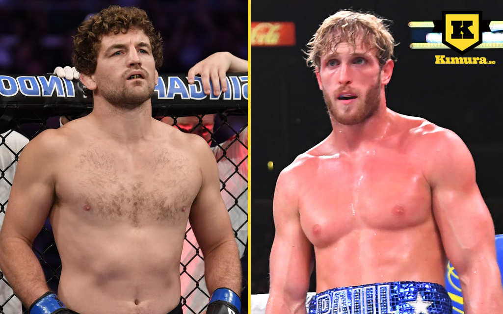 Ben Askren vs. Logan Paul