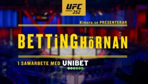 Bettinghörnan UFC 252