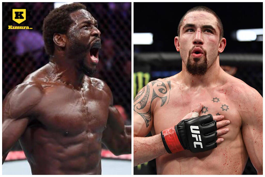 Jared Cannonier vs Robert Whittaker