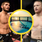 Khabib-Nurmagomedov-vs.-Justin-Gaethje Fight Island
