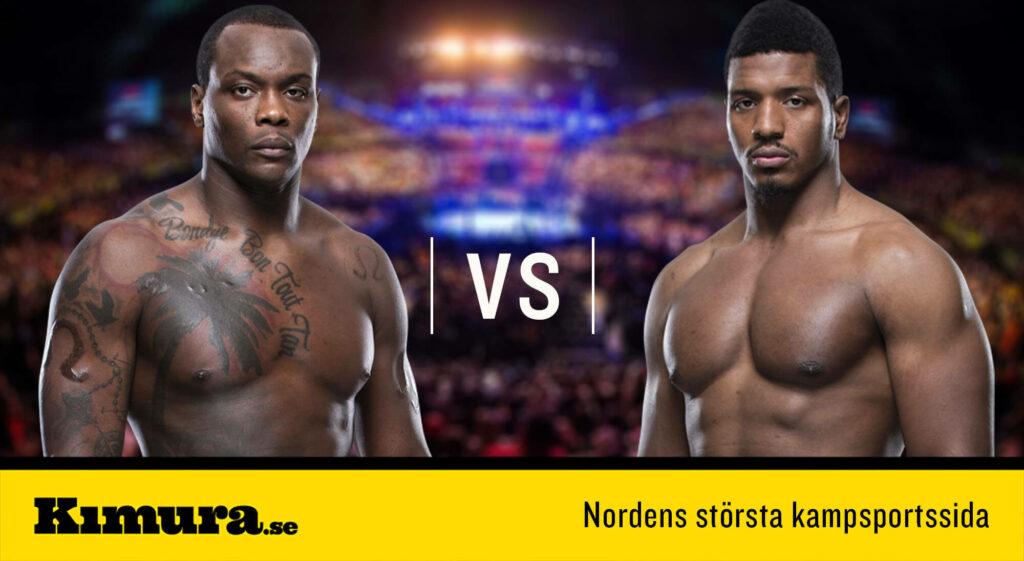 Ovince Saint Preux vs Alonzo Menifield UFC