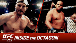 UFC 252: Inside the Octagon - Miocic vs Cormier 3