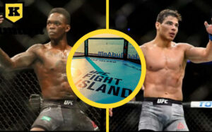 UFC 253 Fight Island