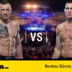 UFC Jack Hermansson vs Darren Till